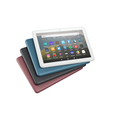 The All-New Amazon Fire HD 8 (Photo: Business Wire)