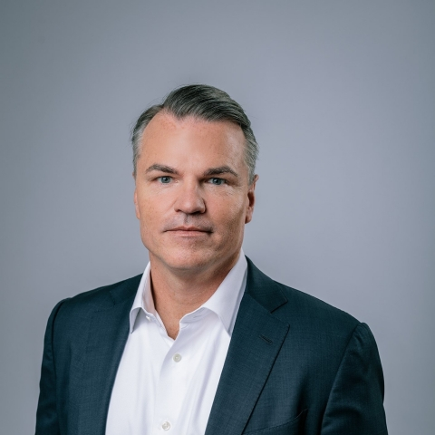 Jeff White joins CommScope as Chief Commercial Officer (Photo: Business Wire)