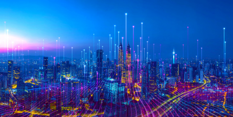 Monsoon Blockchain: City of the Future (Photo: Business Wire)