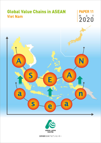 """Global Value Chains in ASEAN – Paper 11: Viet Nam"" is available on AJC website. (Graphic: Business Wire)"