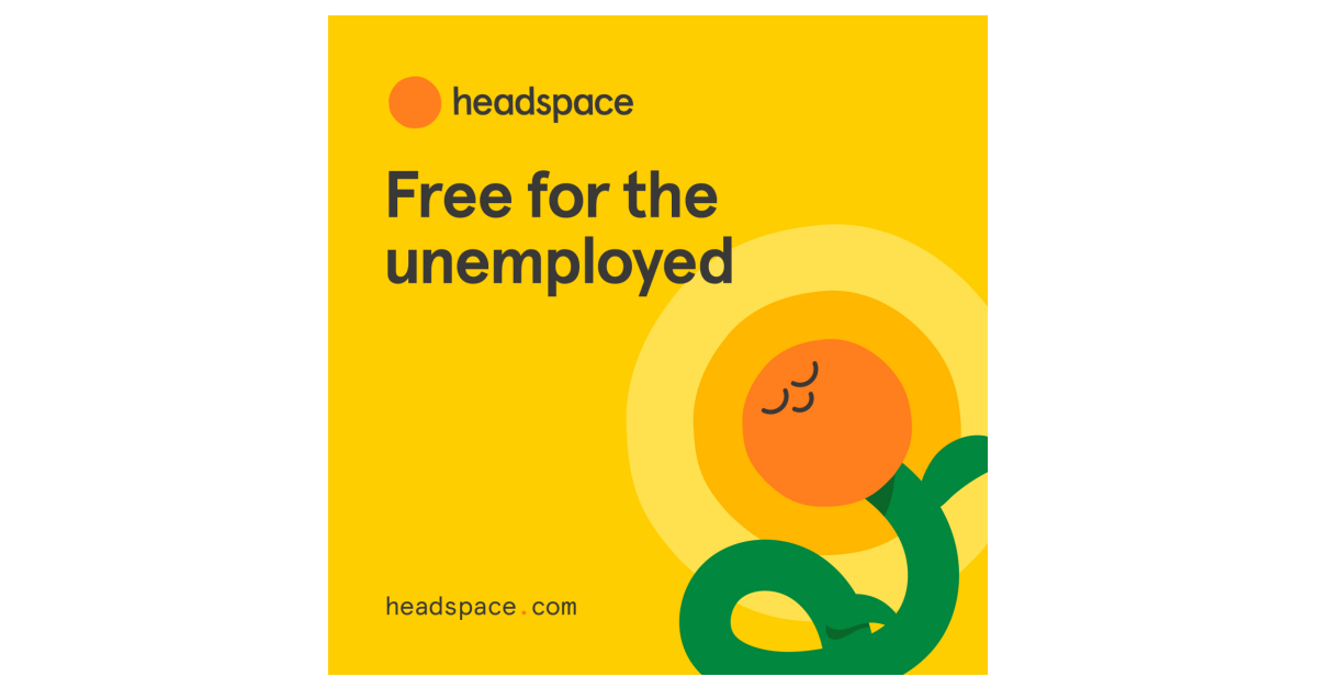 how to get headspace for free