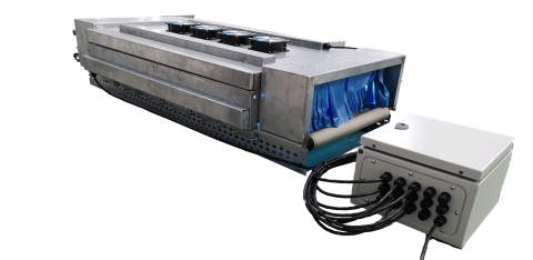 Smiths Detection Launches Ultraviolet Light Upgrade Kits for Checkpoints Capable of Killing 99.9% of Microorganisms on Baggage Trays (Photo: Business Wire)