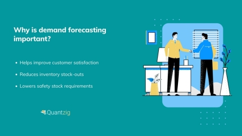 Why is demand forecasting important? (Graphic: Business Wire)