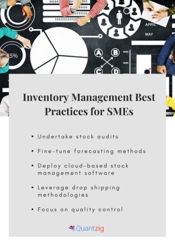 Inventory Management Best Practices for SMEs (Graphic: Business Wire)