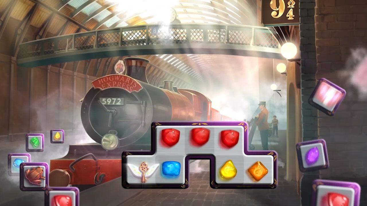 Teaser trailer for Harry Potter: Puzzles & Spells