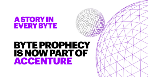 Byte Prophecy is now part of Accenture (Photo: Business Wire)