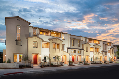 KB Home announces Link 33 is now open for sales in a prime Redwood City, California location. (Photo: Business Wire)
