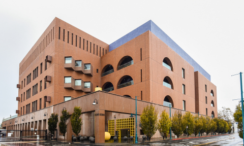 Biomed Realty's Emeryville Center of Innovation, San Francisco Business Times' Deal of the Year for Zymergen lease. (Photo: Business Wire)