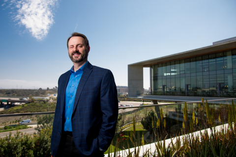Tim Schoen, President and CEO of BioMed Realty. (Photo: Business Wire)