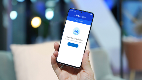 Xfinity Mobile introduces 5G data plans for both unlimited and by the gig plans (Photo: Business Wire)
