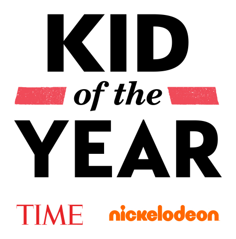 NICKELODEON AND TIME KICK OFF SEARCH FOR ONE EXTRAORDINARY YOUNG LEADER TO RECEIVE FIRST-EVER KID OF THE YEAR HONOR