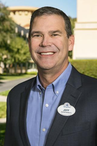 Jeff Vahle, President, Walt Disney World Resort (Photo: Business Wire)
