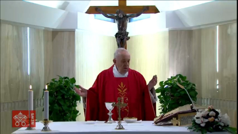 His Holiness Pope Francis, Head of the Catholic Church (Photo: AETOSWire)