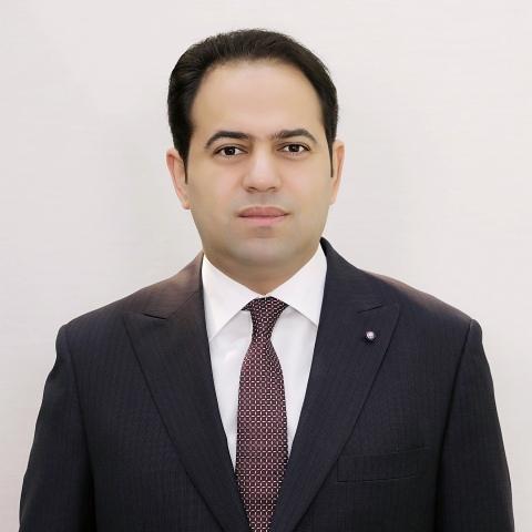 Judge Mohamed Abdel Salam, HCHF Secretary-General (Photo: AETOSWire)