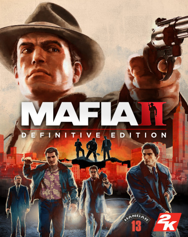 The Definitive Editions for Mafia II and Mafia III are available today within the Mafia: Trilogy and as standalone purchases on Xbox One, PlayStation® 4, and PC via Steam, and will be coming to the Epic Games Store and Stadia at a later date. Both Mafia II: Definitive Edition and Mafia III: Definitive Edition feature all original bonus add-on content, plus completely remastered 4K compatible visuals for Mafia II. (Photo: Business Wire)