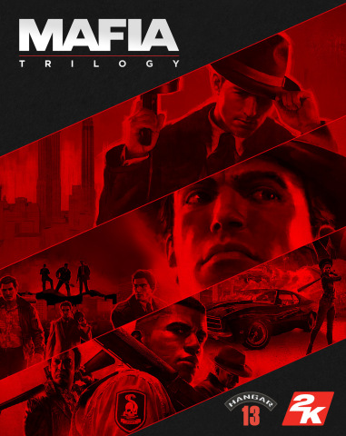2K and its Hangar 13 development studio today announced Mafia: Trilogy, a new collection featuring the only interactive entertainment series that lets players live the life of a gangster across three distinct eras of organized crime in America. (Photo: Business Wire)