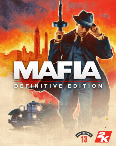 Mafia: Definitive Edition – the centerpiece of the collection – launches August 28 as a comprehensive, rebuilt-from-the-ground-up remake of the original Mafia, complete with an updated script filled with rich new dialogue, expanded backstories, and additional cutscenes; all-new gameplay sequences and features; the same stellar game engine that powered Mafia III's best-in-class cinematics; and other enhancements. It's the Mafia players remember, only much more. (Photo: Business Wire)