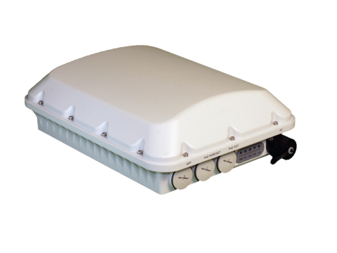 CommScope's T750 outdoor Wi-Fi 6 access point (Photo: Business Wire)