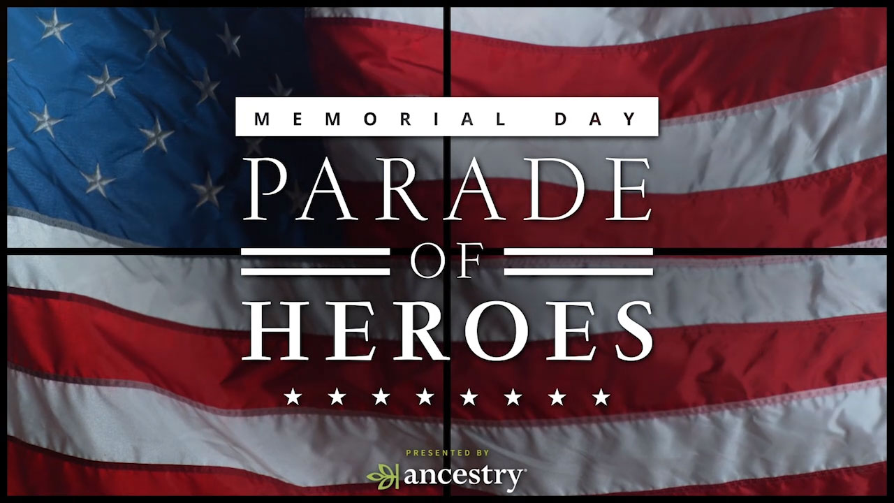 "Ancestry® ""Parade of Heroes"" Teaser Trailer"