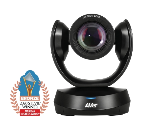 AVer's VC520 PRO receives Zoom Certified Badge. (Photo: Business Wire)
