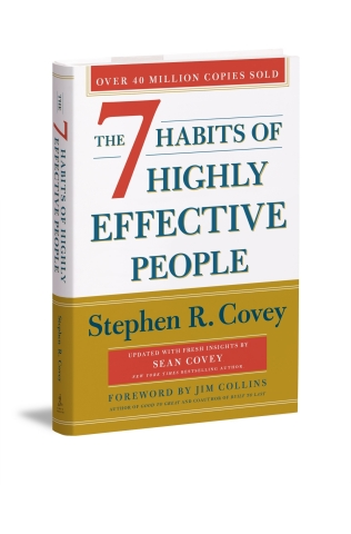 30th Anniversary Edition of The 7 Habits of Highly Effective People Book (Photo: Business Wire)