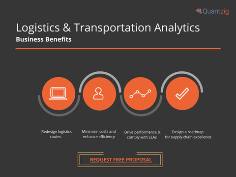 Business Benefits of Logistics & Transportation Analytics