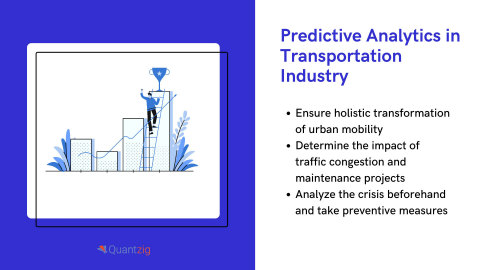 Predictive Analytics in Transportation Industry