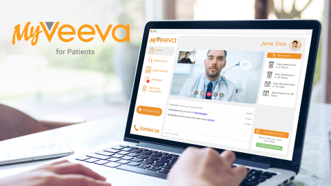 Doctors can conduct virtual visits and make it easier for patients to participate in clinical trials. (Photo: Business Wire)