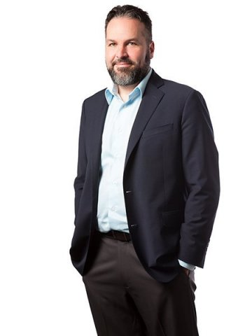 Neil Brinker (Photo: Business Wire)