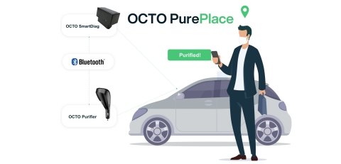 OCTO PurePlace (Graphic: Business Wire)
