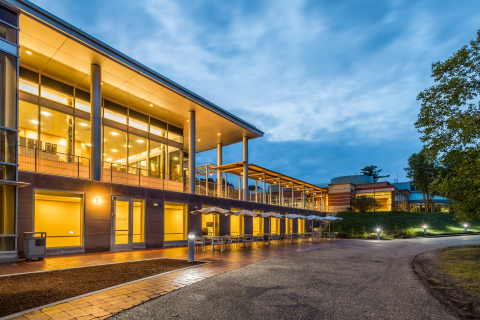 IQHQ, Inc., a premier life sciences real estate development company, has acquired Innovation Park in Andover, Massachusetts. Credit: Randy Robinson Photography LLC.
