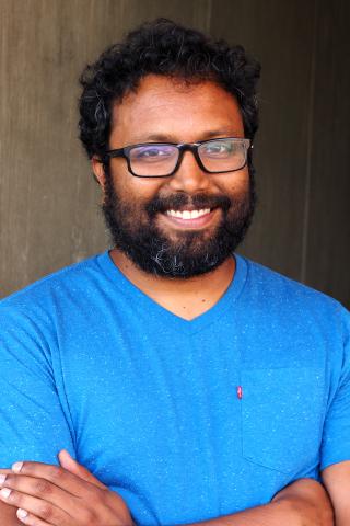 Dr. Sri Kosuri, co-founder and chief executive officer of Octant (Photo: Penelope Jennings)