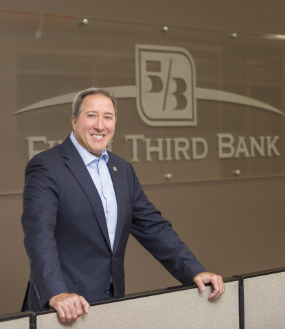 Greg D. Carmichael, chairman, president and CEO of Fifth Third Bank (Photo: Business Wire)