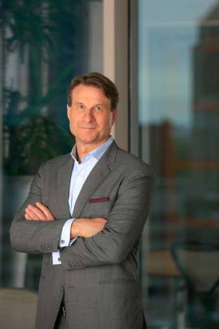Roel Vestjens, President and Chief Executive Officer of Belden Inc. (Photo: Business Wire)
