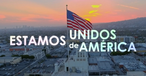 P&G launched the film Estamos Unidos. Created as a Círculo Creativo initiative, led by its Co-Chairman Luis Miguel Messianu, and executed by alma, the film illustrates the vital roles that U.S. Hispanics are playing during COVID-19 and invites everyone to help by joining Hispanic Star at http://hispanicstar.org/. Versions are available in English and Spanish. (Credit Yeyo Marquez)