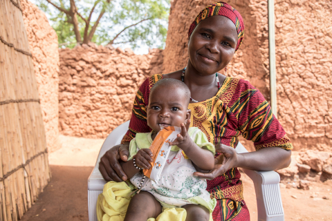 Niger, Tahoua, Allakaye, Angoual Denia, 23 July 2019 (Photo: WFP/Simon Pierre Diouf)
