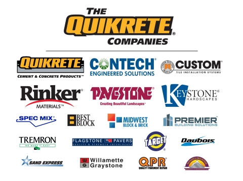 On its 80th anniversary, The QUIKRETE Companies celebrates continued service to the infrastructure well-being of our country as a comprehensive building materials resource. (Graphic: Business Wire)