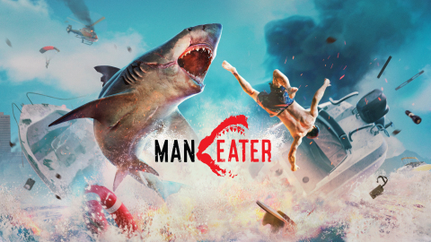 Maneater from Tripwire Interactive - Gaming's First Open-Water ShARkPG (Graphic: Business Wire)