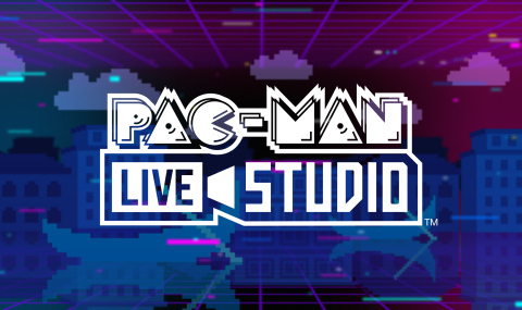 PAC-MAN Live Studio Key Art (Graphic: Business Wire)