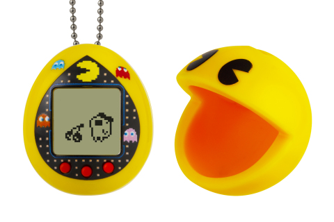 PAC-MAN Tamagotchi (Photo: Business Wire)