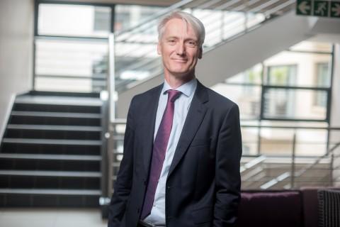 Hans van Lierop, appointed CFO of TIP Trailer Services (Photo: Business Wire)