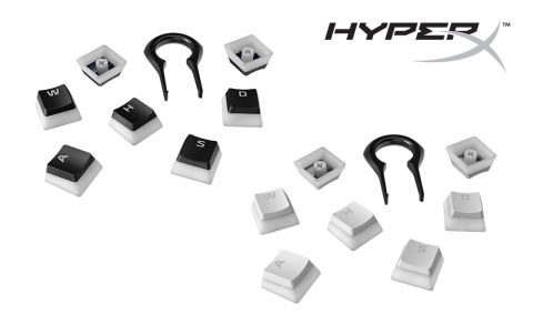 HyperX Pudding Keycaps (Photo: Business Wire)