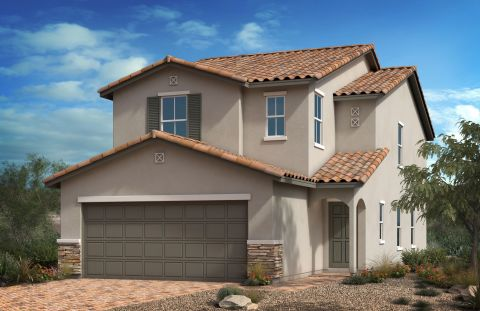 KB Home announces Cactus Landings is now open for sales in popular Southwest Las Vegas. (Photo: Business Wire)