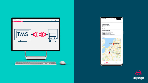 Teleroute, one of the leading freight exchanges in Europe launched an advanced API interface and a new version of its mobile application. (Photo: Business Wire)