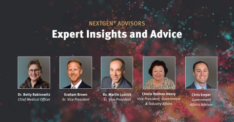 NextGen Healthcare Announces the Launch of NextGen® Advisors (Photo: Business Wire)