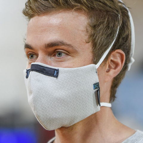Wake ProTech by iQ Healthtech™ Reusable Face Mask (Photo: Business Wire)
