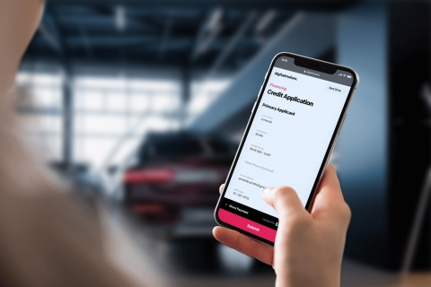 Digital Motors offers a fully integrated digital car buying and financing experience. (Photo: Business Wire)