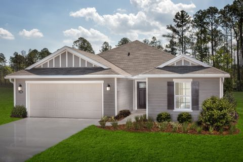 KB Home announces Oakhurst Park and Village Park are now open for sales in Jacksonville. (Photo: Business Wire)