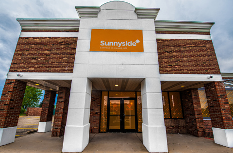 Cresco Labs' Sunnyside dispensary in Danville is the first adult-use only store in eastern Illinois (Photo: Business Wire)
