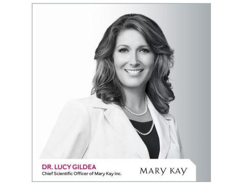 玫琳凯首席科学官Lucy Gildea博士(照片:美国商业资讯)